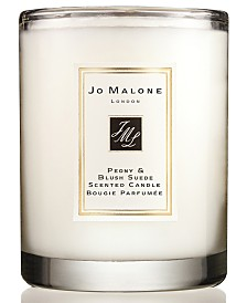 Jo Malone London Peony & Blush Suede Travel Candle, 2.1-oz.