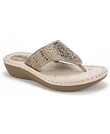 Cienna Comfort Thong Sandals