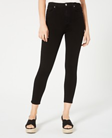 7 For All Mankind Aubrey Skinny Ankle Jeans