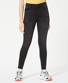 Celebrity Pink Juniors' Ankle Skinny Jeans