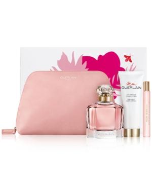 Image of Guerlain 4-Pc. Mon Guerlain Eau de Parfum Gift Set
