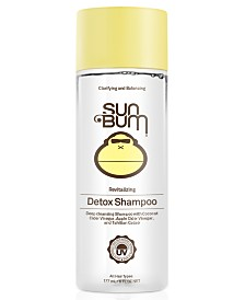 Sun Bum Revitalizing Detox Shampoo, 6-oz.