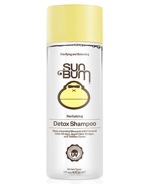Sun Bum Revitalizing Detox Shampoo, 6-oz.