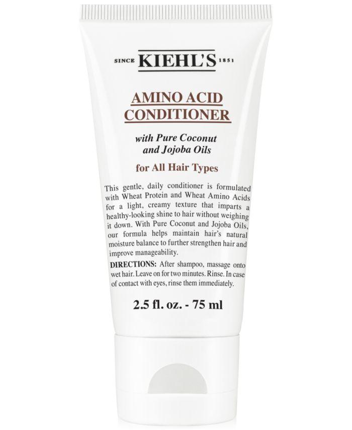 Kiehl's Since 1851 Amino Acid Conditioner, 2.5-oz. & Reviews - Beauty - Macy's