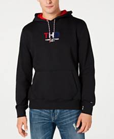 Tommy Hilfiger Denim Men's Patrick Logo Hoodie
