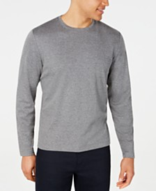Alfani Men's Long Sleeve T-Shirt, Created for Macy's