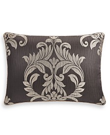Hotel Collection Classic Flourish Damask King Sham, Created for Macy's