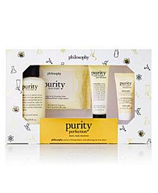 philosophy 4-Pc. Purity Perfection Set