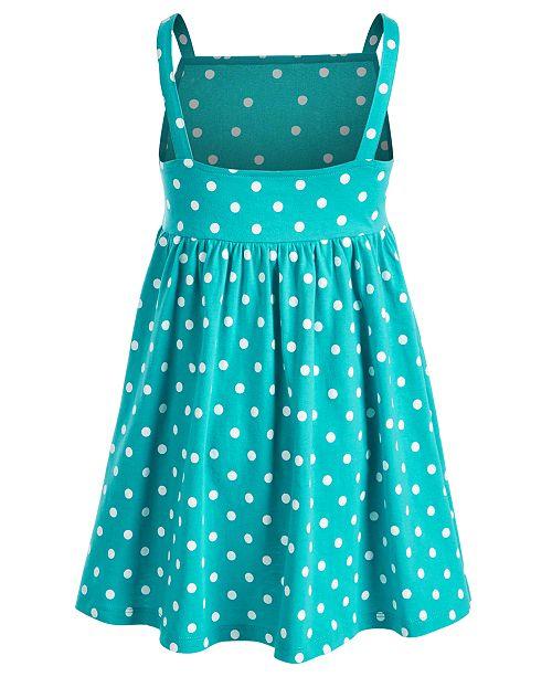 e62f842f4 Epic Threads Toddler Girls Dot-Print Bird Dress, Created for Macy's ...