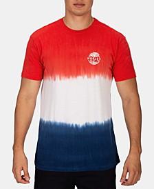 Men's Tie Dye Graphic T-Shirt