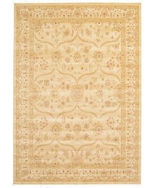 Bridgeport Home Orwyn Orw6 Beige 7' x 10' Area Rug