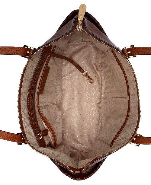 27b1d365572324 Michael Kors Jet Set East West Top Zip Tote & Reviews - Handbags ...