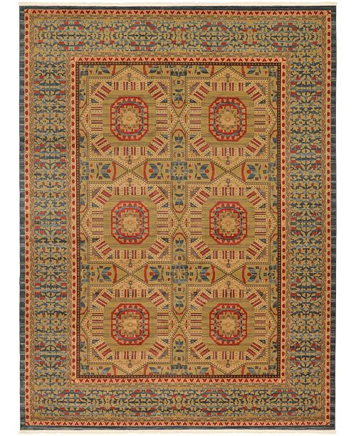 Bridgeport Home Wilder Wld6 Blue 13' x 18' Area Rug