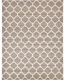 Bridgeport Home Arbor Arb1 Tan 10' x 13' Area Rug