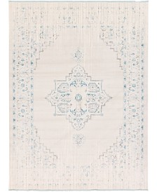 Bridgeport Home Norston Nor2 Ivory 10' x 13' Area Rug