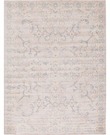 "Bridgeport Home Caan Can7 Gray 12' 2"" x 16' Area Rug"