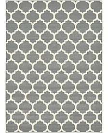 Arbor Arb1 Dark Gray 8' x 11' Area Rug