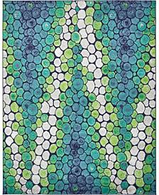 Politan Pol3 Light Green 8' x 10' Area Rug