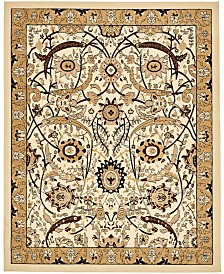 Bridgeport Home Aelmoor Ael1 Ivory Area Rug Collection