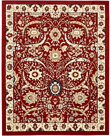 Bridgeport Home Aelmoor Ael1 Red Area Rug Collection