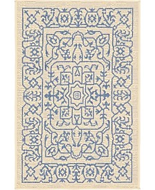 Bridgeport Home Pashio Pas6 Beige 2' x 3' Area Rug