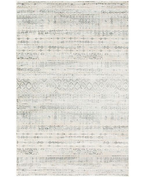 Bridgeport Home Haven Hav2 Beige 5' x 8' Area Rug