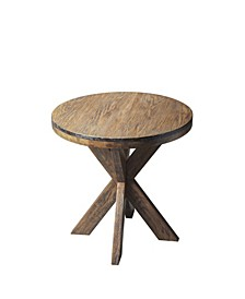 Butler Pendleton Praline End Table