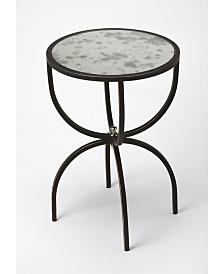 Butler Elon Metal and Mirror Table