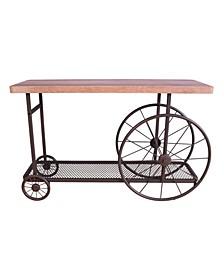 Francie Sofa Table