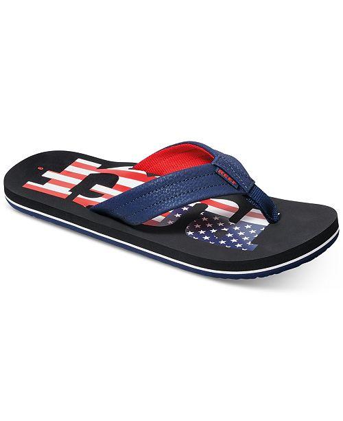 REEF Men's Waters USA Sandals