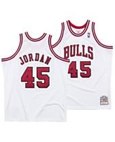 6e9aa8d8a17 Mitchell & Ness Men's Michael Jordan Chicago Bulls Authentic Jersey