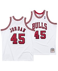 dbc31326e1f3b8 Mitchell   Ness Men s Michael Jordan Chicago Bulls Authentic Jersey