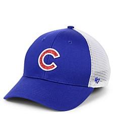 Women's Chicago Cubs Branson Glitta Trucker Strapback Cap