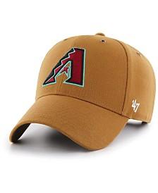 '47 Brand Arizona Diamondbacks Carhartt MVP Cap