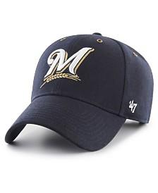'47 Brand Milwaukee Brewers Carhartt MVP Cap