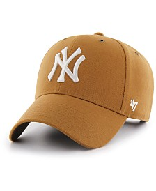 '47 Brand New York Yankees Carhartt MVP Cap