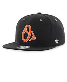Baltimore Orioles Carhartt CAPTAIN Cap