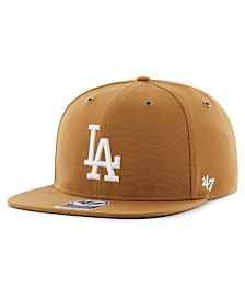 '47 Brand Los Angeles Dodgers Carhartt CAPTAIN Cap