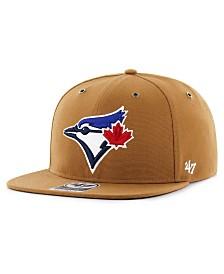 '47 Brand Toronto Blue Jays Carhartt CAPTAIN Cap
