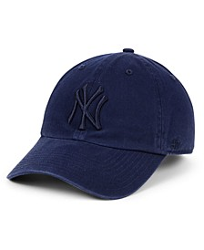 New York Yankees Tonal CLEAN UP Strapback Cap