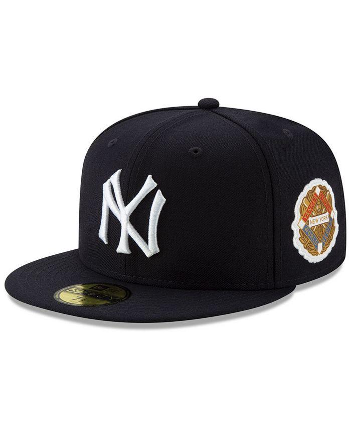 New Era - World Series Patch 59FIFTY Cap