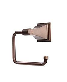 Arista Leonard Toilet Paper Holder Oil-Rubbed Bronze Finish