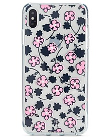 Jeweled Floradoodle iPhone XR Case