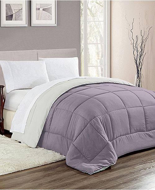 RT Designers Collection Chelsea Reversible Down Alternative Twin Comforter