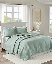Tuscany 3-Pc. King/California King Coverlet Set
