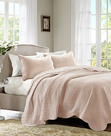 Tuscany 3-Pc. Full/Queen Coverlet Set