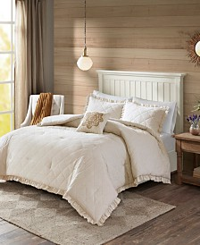 Madison Park Phoebe 4-Pc. Quilted Comforter Sets