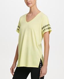 DKNY Sport V-Neck T-Shirt