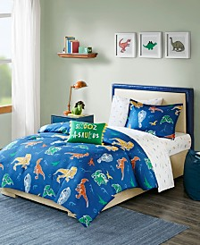 Mi Zone Kids Logan 8-Pc. Complete Bed and Sheet Sets