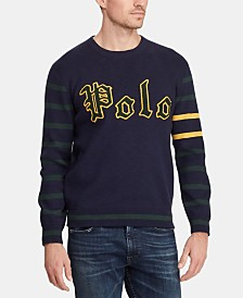 Polo Ralph Lauren Men's Logo Graphic Sweater